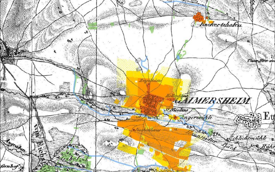 Neuaufstellung Flächennutzungsplan Gaimersheim mit integriertem Landschaftsplan