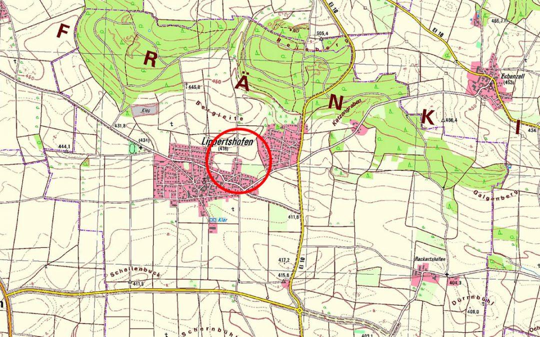 """Bebauungs- und Grünordnungsplan Nr. 28.1 Lippertshofen """"Flussäcker II"""" – Markt Gaimersheim"""