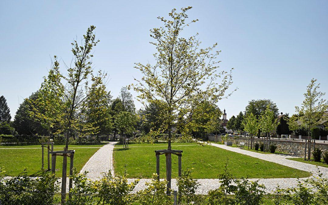 Friedhoferweiterung Kösching