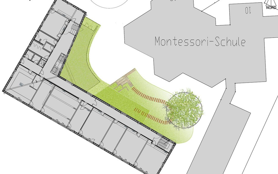 Neubau Montessori Mittelschule Kösching