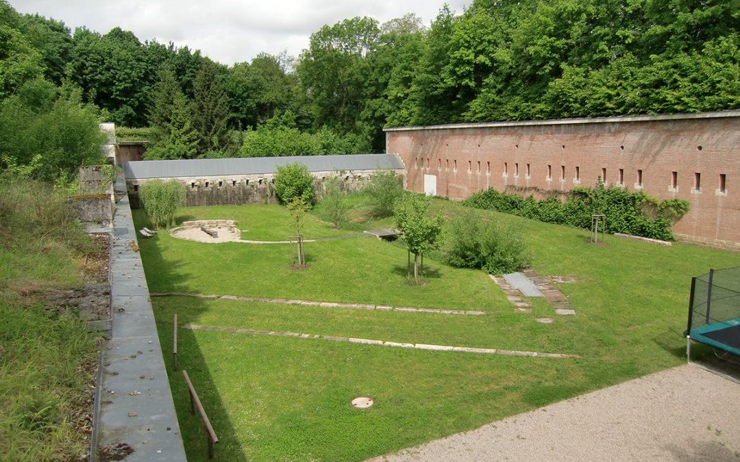 Ehemaliges Militärschwimmbad Ingolstadt (Schutterhof)