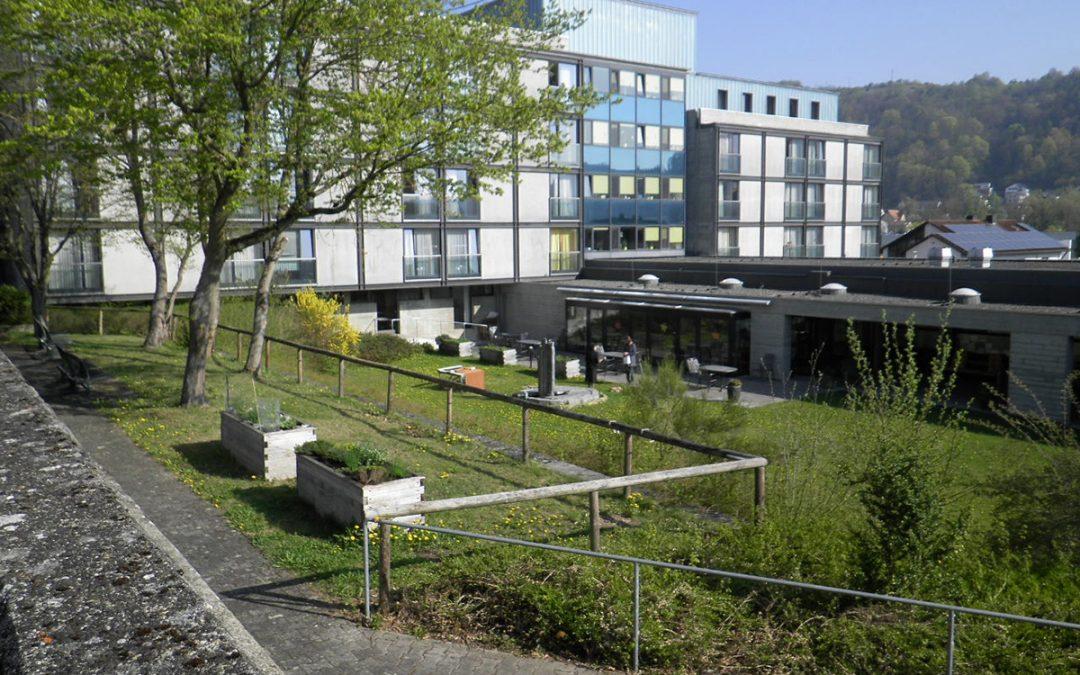 Stadt Eichstätt / Bebauungs- und Grünordnungsplan Nr. 64 / Burgberg-Gemmingenstraße