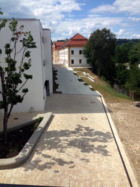 Realschulen in Eichstätt-Rebdorf – BA 6 Neubau Klassentrakt und Sanierung Ökonomiegebäude zu Fachklassen