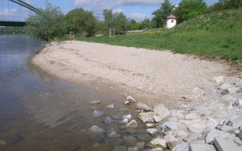 Hochwasserschutz Regensburg Abschnitt A Schwabelweis